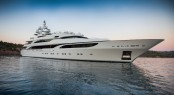 Motor yacht LIONESS V - Built by Benetti