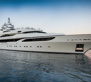 Special offer: Charter M/Y Lioness V in the Mediterranean at a reduced rate for 2 weeks