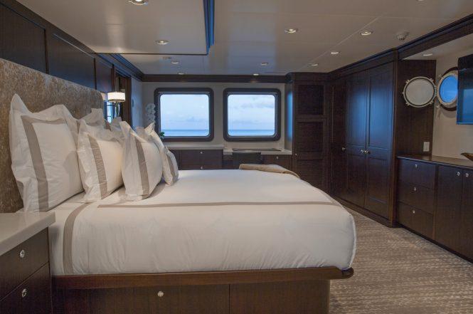 Motor yacht MARCATO - Master suite