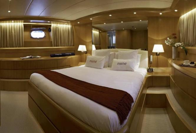 Motor yacht MEME - Master suite