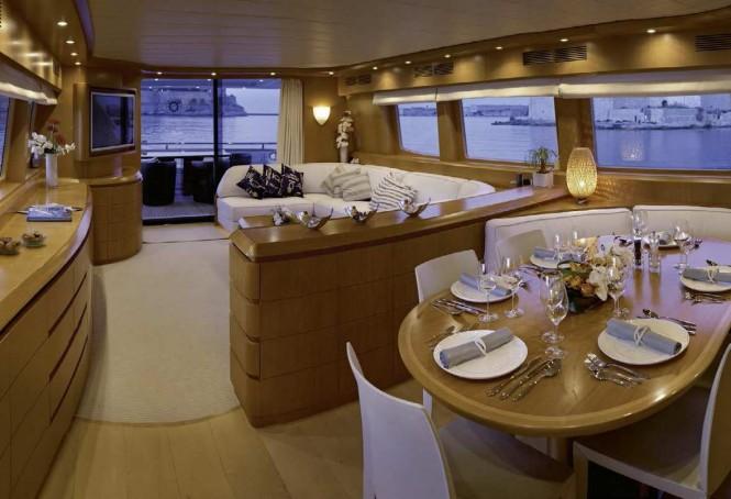 Motor yacht MEME - Salon