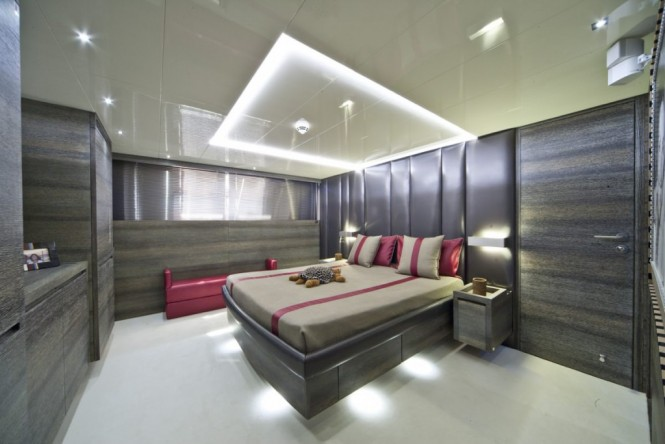 Motor yacht TOBY - Master suite