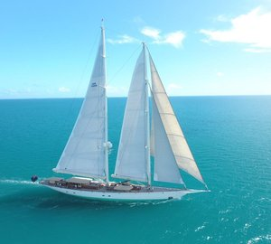 Charter sailing yacht Athos in tropical Southeast Asia