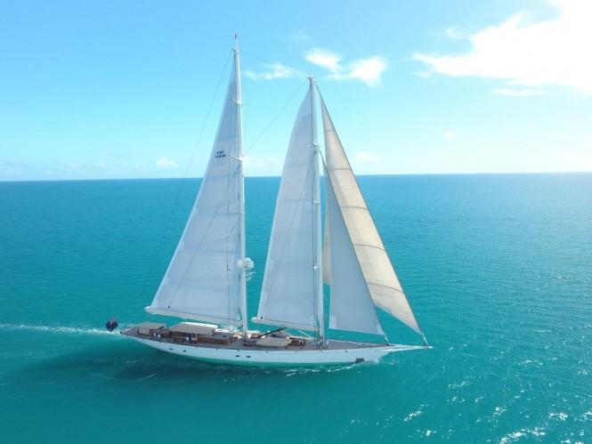 Sailing yacht ATHOS - Built by Holland Jachtbouw