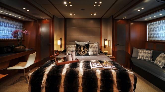 Superyacht CHEEKY TIGER - VIP stateroom