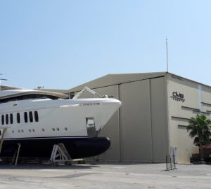 CMB Project Miracle motor yacht launched and renamed Liquid Sky