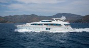 Superyacht MADNESS - Built by Bilgin Yachts