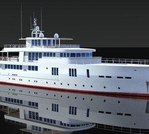 47m/154ft superyacht concept - OCEA X47 unveiled
