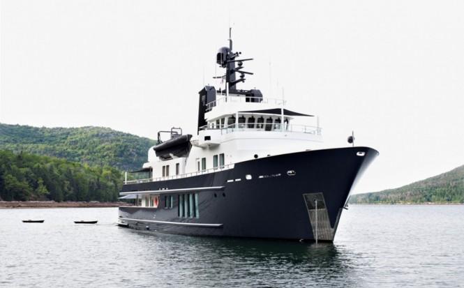 Superyacht RH3 - Built by RMK Marine