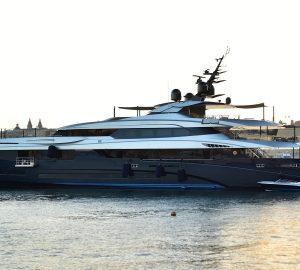 Mondomarine delivers superyacht Sarastar