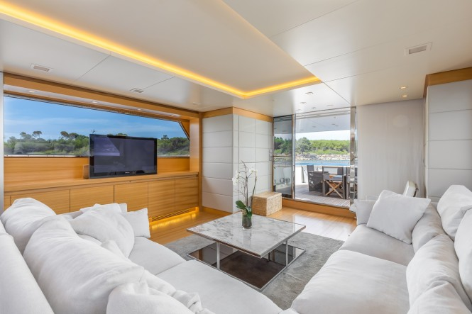 Superyacht SUD - Salon