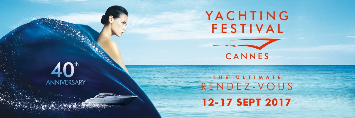 40th Anniversary of the Cannes Yachting Festival