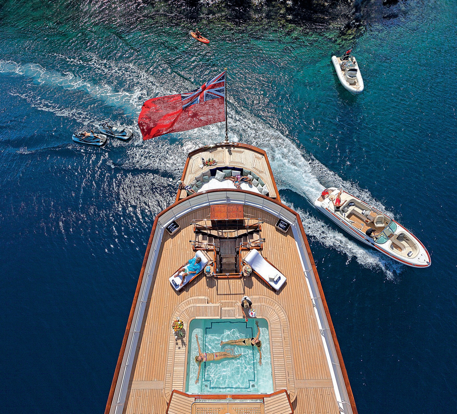 Charter Yachts