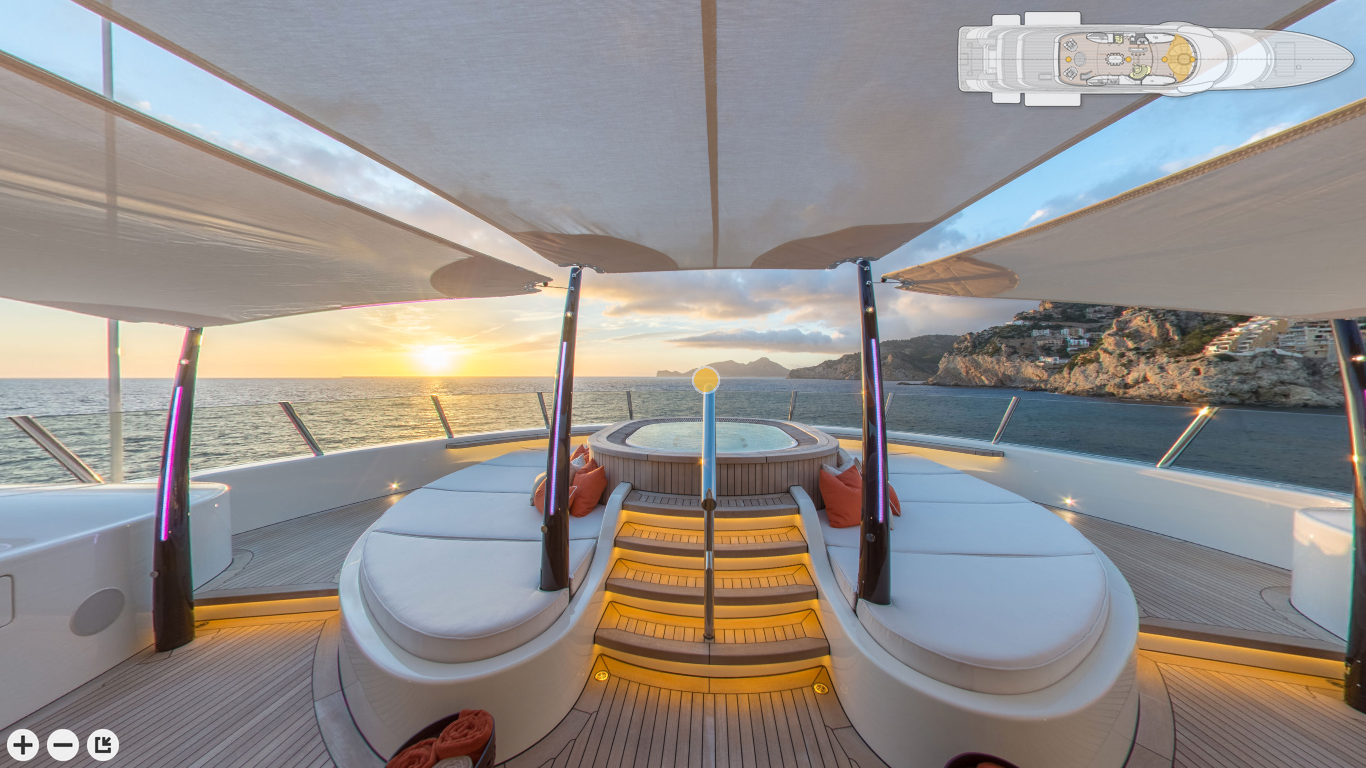 Amels 272 Yacht Virtual Walk Through