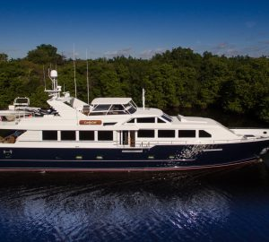 Special offer: Charter M/Y Lady Lex in the Caribbean and Bahamas at a reduced rate