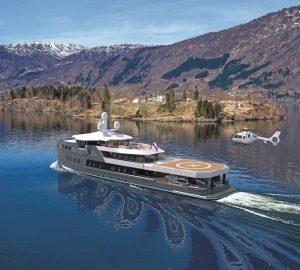Damen and Amels announce new SeaXplorer model at Monaco Yacht Show