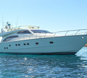 Special offer: Great price and great water toys with M/Y Meli on charter in Greece