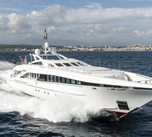 Special offer: Charter M/Y Destiny at a fantastic 25% discount in the Western Mediterranean