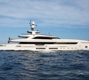 Vertige Debuts at the Monaco Yacht Show