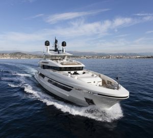 Baglietto debuts superyacht Andiamo and unveils Sestante, a 70m superyacht concept