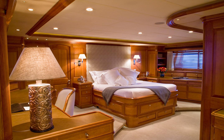 Luxury Yacht Drumbeat Master Suite Yacht Charter Superyacht News