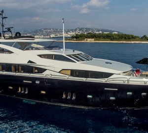 Special offer: 15% off South of France charters aboard Sunseeker M/Y Emoji