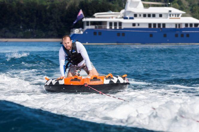 Luxury yacht NORTHERN SUN - Towable toys