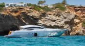 Luxury yacht SHALIMAR - Built by Pershing