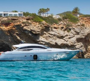 Special offer: Charter M/Y Shalimar in the Balearic Islands at a reduced rate