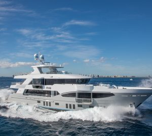Special offer: Luxury yacht Serenity extends offer for Bahamas charters