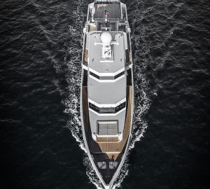 Tansu Yachts delivers superyacht Project Cyclone