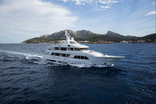 Motor yacht GO - Built by Feadship