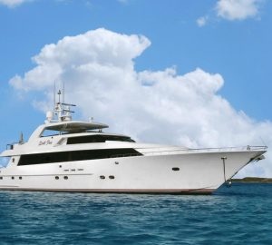 Special offer: Reduced charter price on superyacht Legendary in the Bahamas