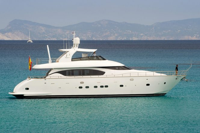 Motor yacht LEX - Built by Maiora
