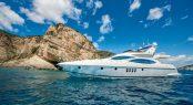 Motor yacht MANU - Built by Azimut
