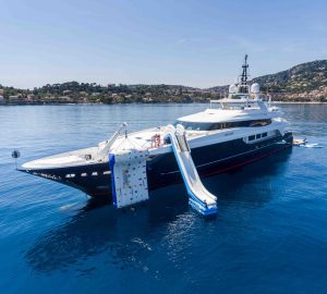 Special offer: Reduced rates with M/Y Mischief in the Western Mediterranean