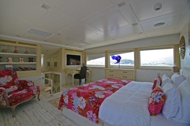 Motor yacht M&M - Master suite