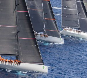 The results of the Maxi Yacht Rolex Cup 2017