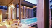 Pool at the SALA Resort, Phuket