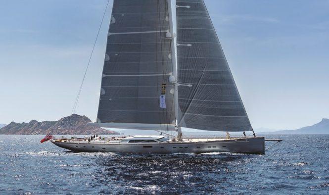 Sailing yacht PINK GIN VI - Built by Baltic Yachts