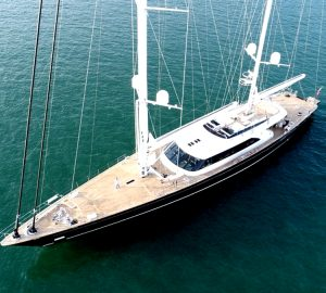 Perini Navi presents S/Y SEVEN at the Monaco Yacht Show