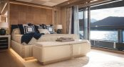 Superyacht CLOUD 9 - Upper deck VIP stateroom