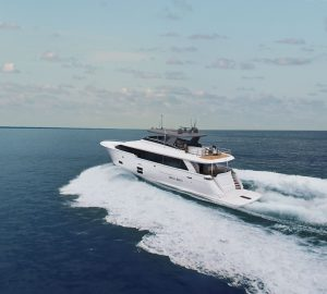 Hatteras announces delivery of luxury yacht M90 Panacera