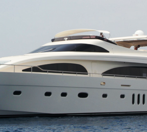 Cruise through the Eastern Mediterranean with luxury charter yacht M&M