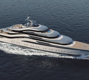 Amels and H2 Yacht design unveil 111-metre superyacht concept ahead of Monaco Yacht Show