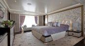 Superyacht SCORPION - Master suite