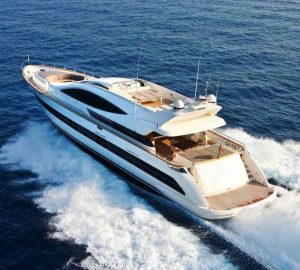 Special offer: 15% off Sardinia and SoF charters with M/Y Toby