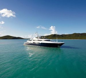 Luxury yacht Unbridled ready for Caribbean and Bahamas charters