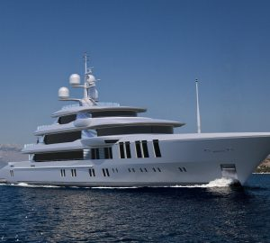 Turquoise Yachts presents the new 74m Vallicelli superyacht