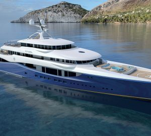 Fincantieri Yachts presents 90m superyacht collaboration Linea